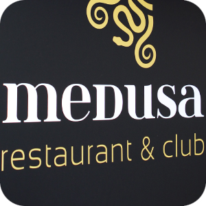 Medusa restaurant & club Viedeň