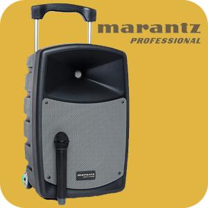 Marantz Pro Voice Rover – nový prenosný ozvučovací systém