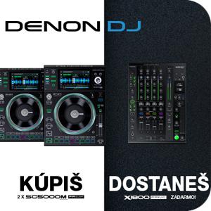 Denon DJ SC5000M PRIME Promo ponuka! Odoláš?